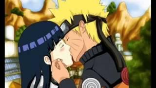 naruto and hinata kiss episode