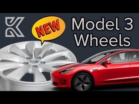 New Tesla Model 3 Wheels | 20in Turbines