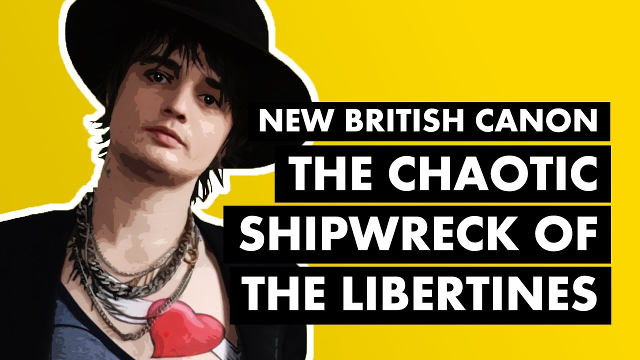 """""""Can't Stand Me Now"""" - The Shipwreck of The Libertines 