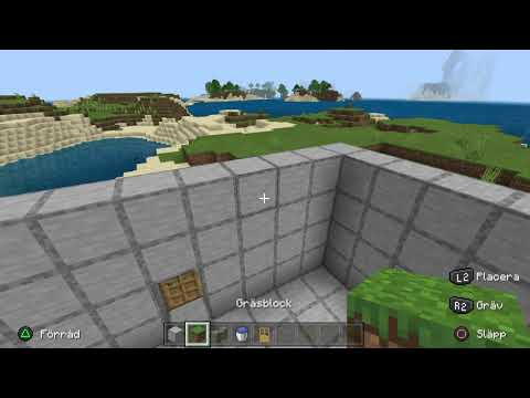 Minecraft: Building a normal house - YouTube