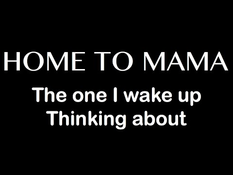 """Home To Mama"" Justin Bieber ft. Cody Simpson KARAOKE LYRICS (Guitar Instrumental) - Backing Track"