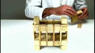 Wooden Toys From Tegu - Building A Baby Crib