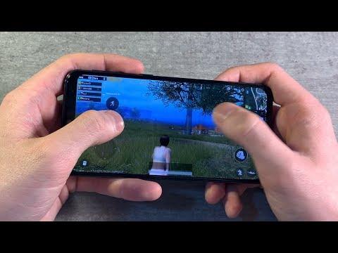 Игры Samsung Galaxy A40 (GTA:SanAndreas, PUBG:Mobile, Injustice2)
