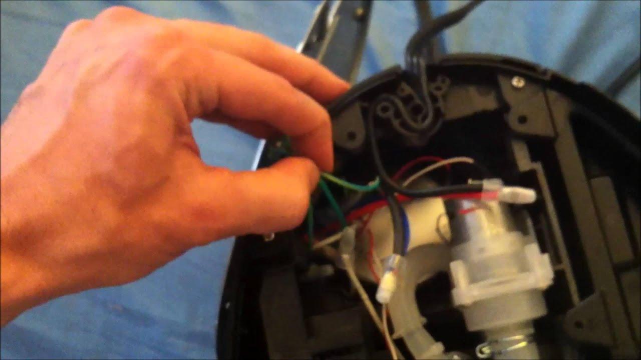 Replacing Power Cord On A Keurig