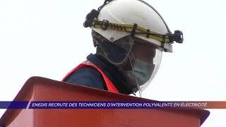 Yvelines | Enedis recrute des techniciens d'intervention polyvalents en électricité