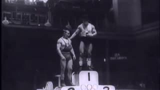 Дуэль мускулов США - СССР на олимпиаде в Мельбурне 1956