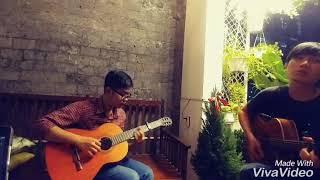 Nắng vàng, biển xanh và anh - Acoustic