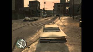 GTA IV PC GAMEPLAY HD !!! FREE ROAM