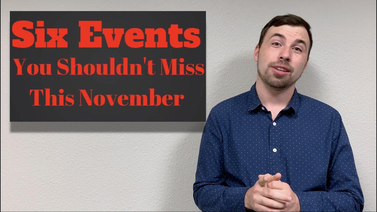 Reno & Sparks Events: November 2018