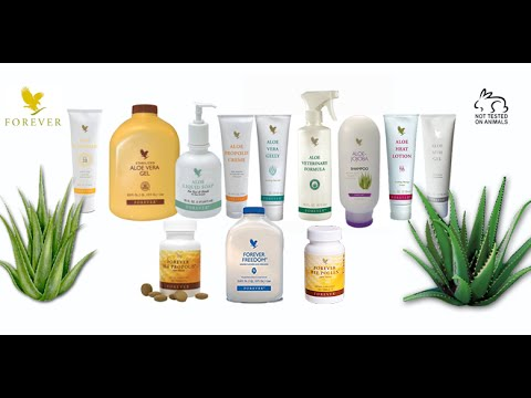 6c6a9538d 10 Mejores Productos de Forever Living Products - YouTube