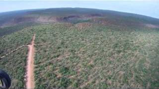 African UAV used against Poachers (Air View).avi