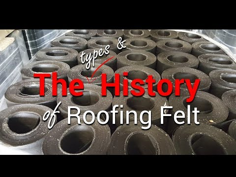 Sparrow Exteriors Reviews Roofing Felt: Types & History
