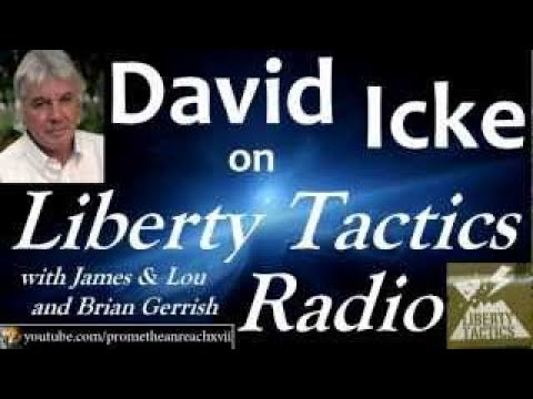 David Icke - Liberty Tactics Radio - 07-06-12 - Police State, Olympics, Cult of Saturn