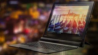 استعراض للحاسب المتحول Lenovo ThinkPad X1 Tablet:متعدد الوظائف!