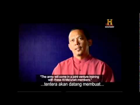 History Asia - Al-Maunah : The Malaysian Arms Heist part 2/4