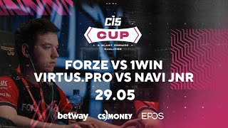 Forze vs 1WIN | CIS Cup Qualifier