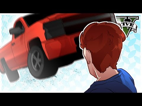 GTA 5 Roleplay - TRUCK TO THE FACE! (GTA 5 RP)