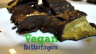 How To Make Vegan Butterfinger Candy Recipe