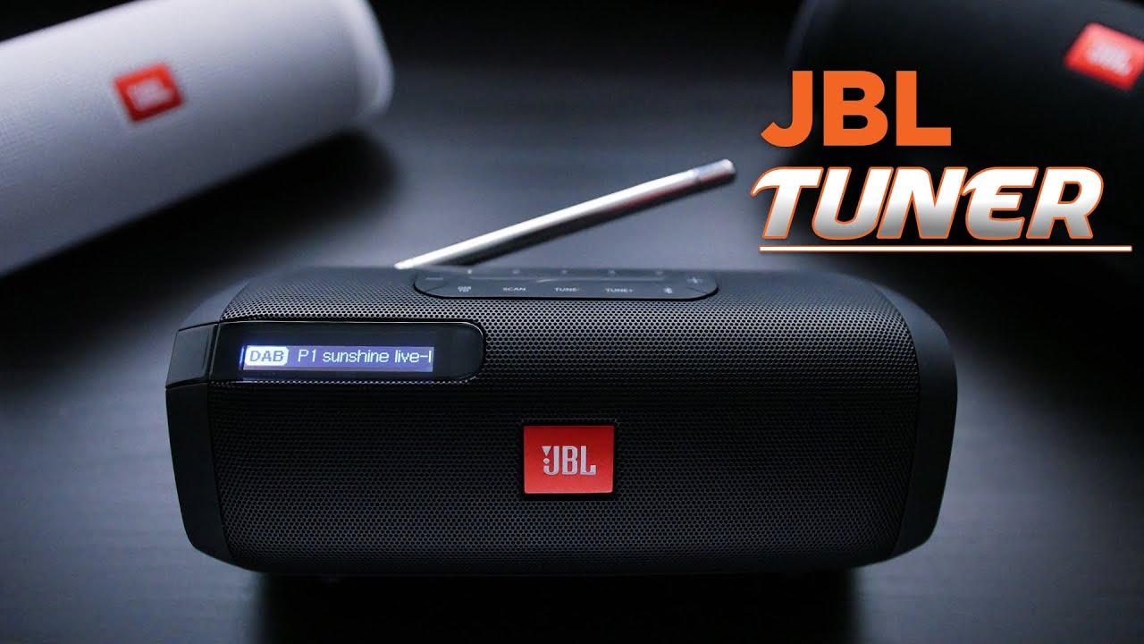jbl tuner dab radio und mehr klangtest ersteindruck. Black Bedroom Furniture Sets. Home Design Ideas