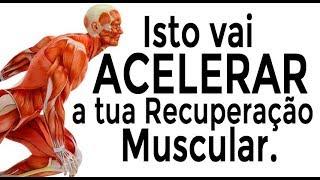 Comer de muscular depois dor fadiga e