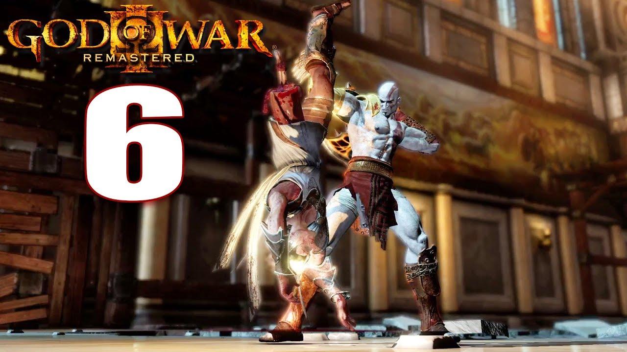 កាត់ជើងអទិទេពស្វា - Hermes Boss - God of War III #06 Khmer