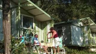 Camping de l'Arche / Chalets