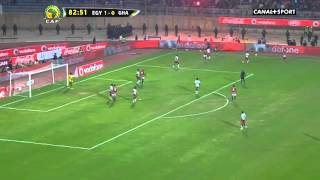 ملخص مباراة مصر وغانا تصفيات مونديال البرازيل 2014