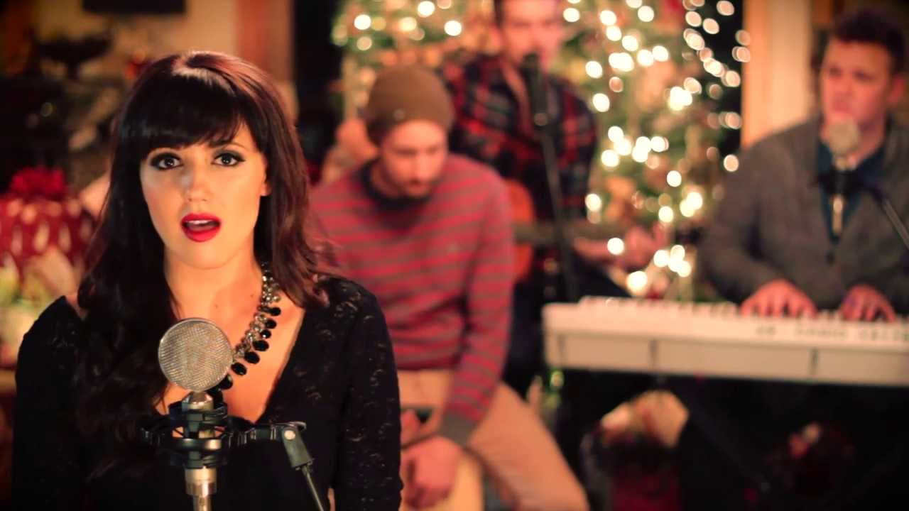 RACHEL POTTER - ALL I WANT FOR CHRISTMAS IS YOU (LADY ANTEBELLUM ...