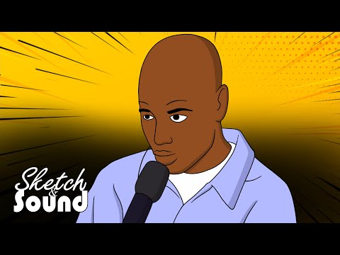 DAVE CHAPPELLE Animated - My Limo Driver Left Me In The Hood!