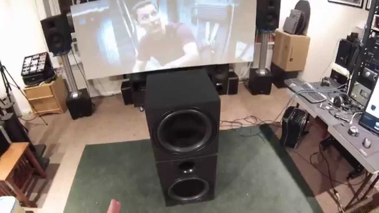 z review psa v1500 s1500 subwoofers youtube