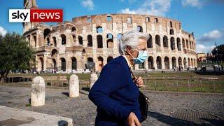 Italy added to travel quarantine list - UK COVID-19 update