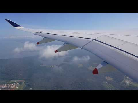 [UHD TAKEOFF] FULLY LOADED AIRBUS A350 Singapore Changi Airport Singapore Airlines 9V-SMK