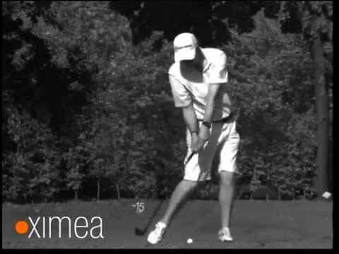 First 500 FPS USB 3 Camera - XIMEA xiQ line used for golf movement tracking