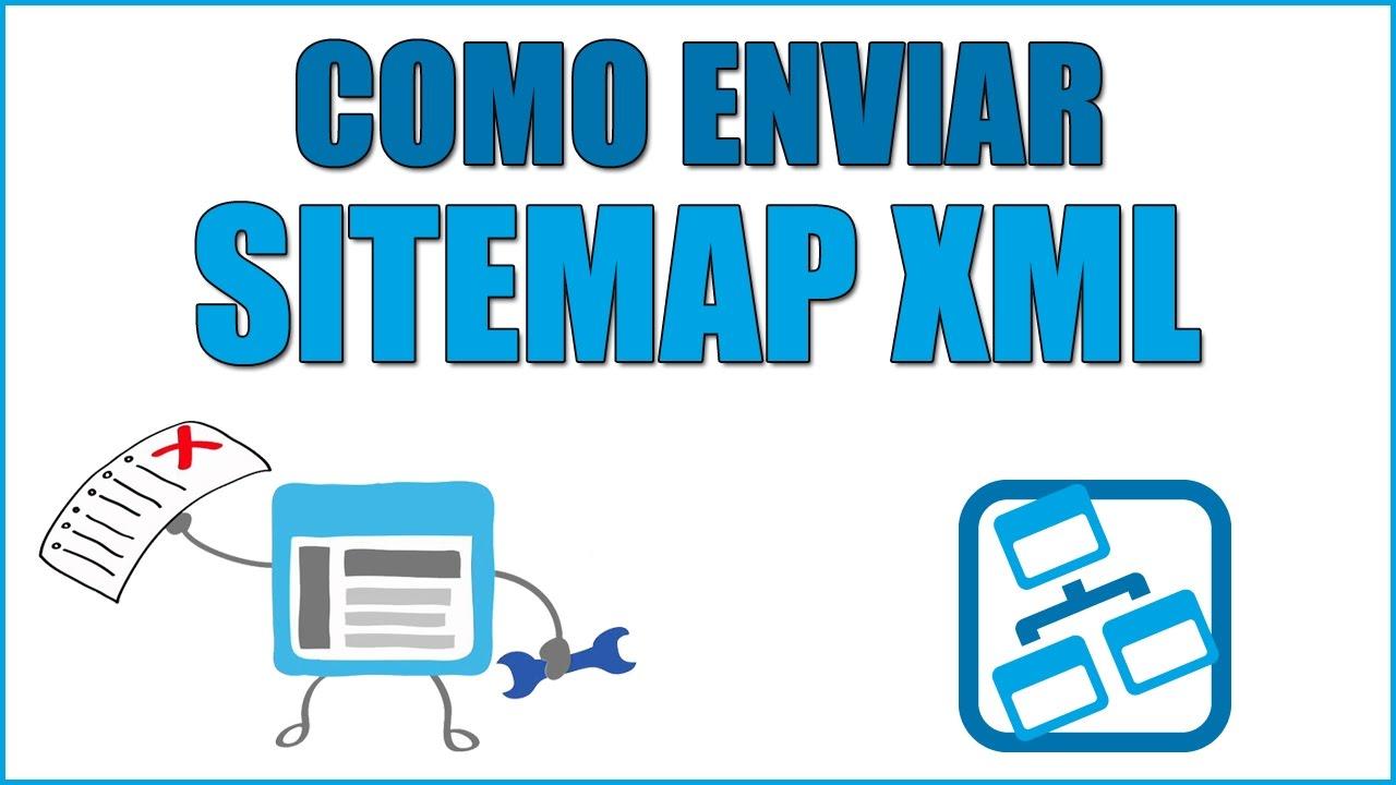 como enviar sitemap xml no google search console webmaster tools