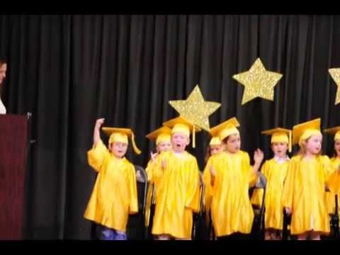 Autauga Academy Preschool Graduation 2013 - Poem
