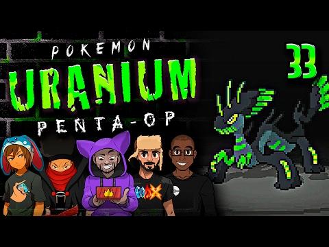 "Pokémon Uranium 5-Player Nuzlocke - Ep 33 ""Your Choice"""