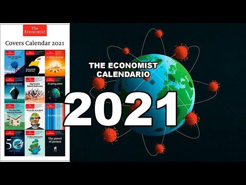 THE ECONOMIST CALENDARIO 2021 IMPACTANTES PREDICCIONES