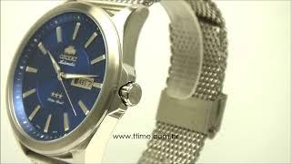 48373a5c061 Relógio Orient Automático 3 Estrelas 469SS056 D1SX 1 1