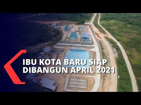 Pembangunan Istana Presiden di Ibu Kota Baru Dimulai April, Cek Kesiapannya!
