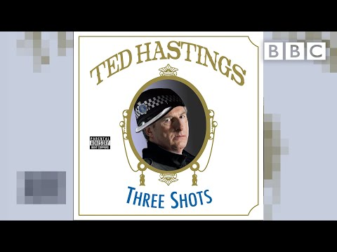 Ted's second hit song: 'Three shots'   Line Of Duty - BBC