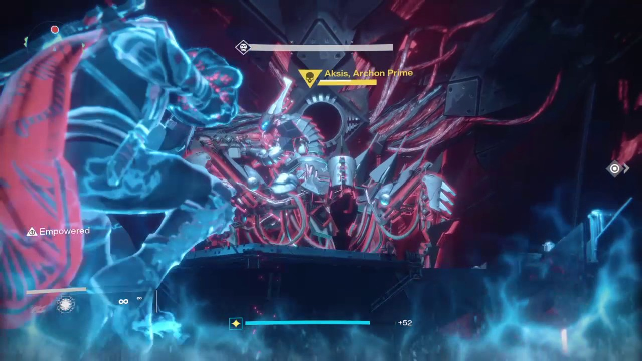 wrath of the machine aksis challenge