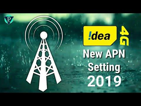 Idea New APN Setting 2019 | Make Fast Idea Internet Speed
