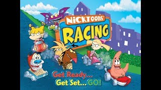 Nicktoons Racing: A Blast to the Past