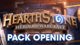 hearthstone pack opening part 1 mean streets of gadgetzan