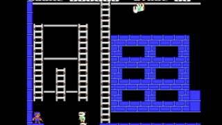Lode Runner 13 - Stage 99 Meet a Girl Like You - Sunny Days