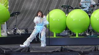 I Love It || CHARLI XCX || Croke Park || Dublin 16/6/18