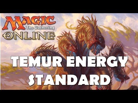 [STREAM] Temur Energy en Standard sur Magic Online !