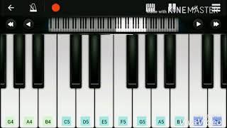 Lagir Jhal Ji Slow Version Piano