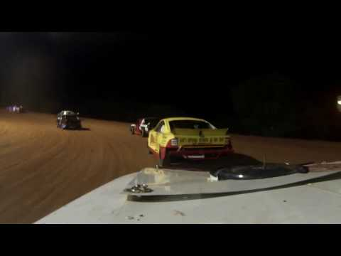 8-11-18 North alabama speedway feature race ministock car #33