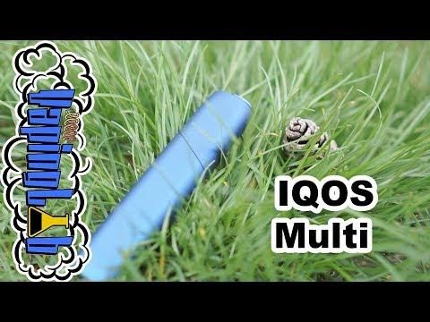 IQOS 3 Multi. Инструкция и отзывы. Похож ли на Glo